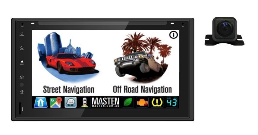 Ford Australia In Car Gps Upgrades For Australia And New