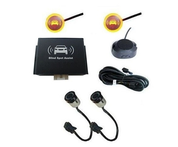 Car Blind Spot Detection Universal Rear View Sensor