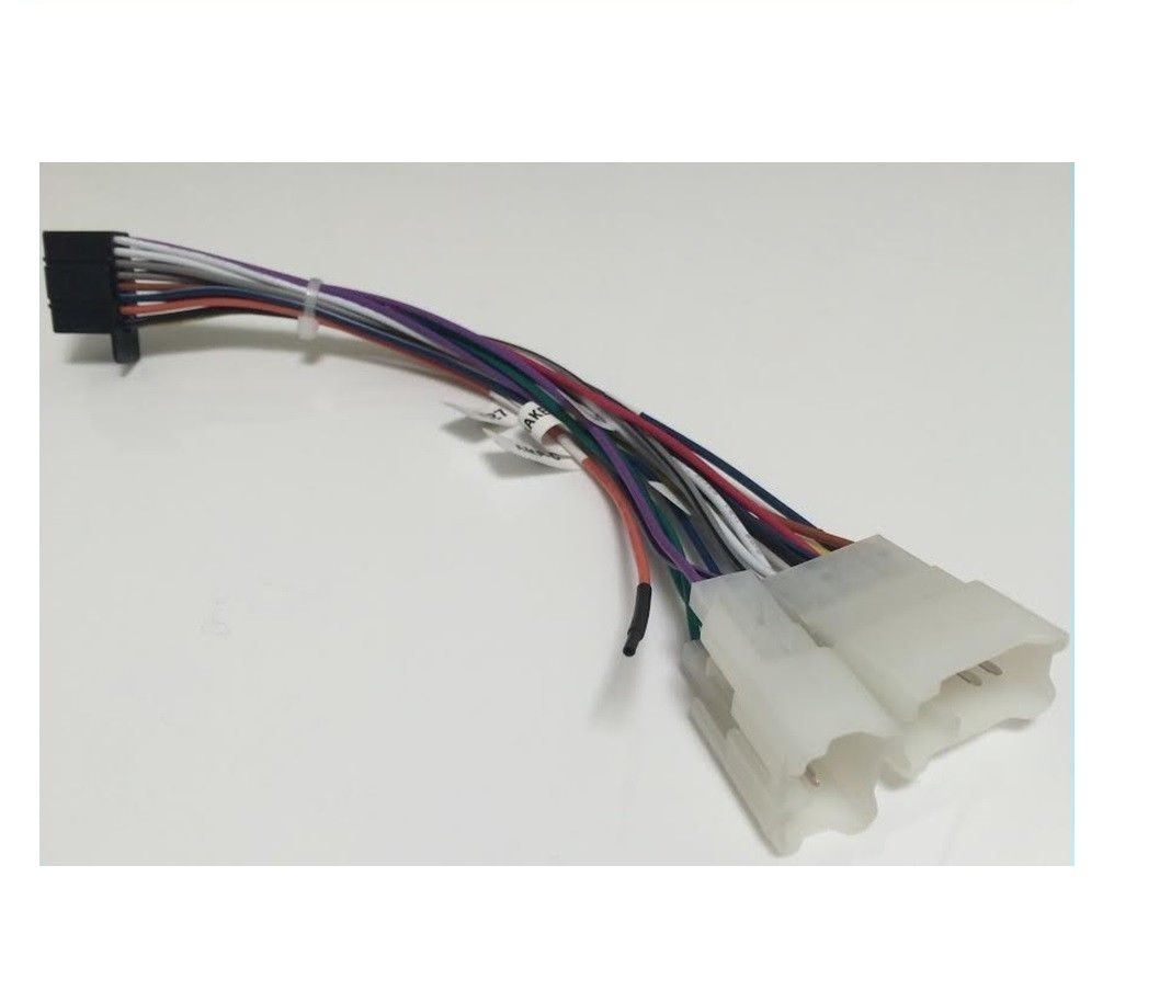 For toyota plug stereo radio wire harness wiring
