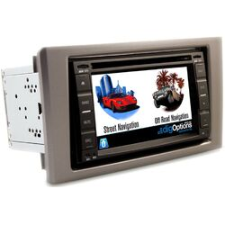 Android For Iveco Daily 07-14 GPS Bluetooth Car Player Navigation Radio Stereo DVD Inc Fascia