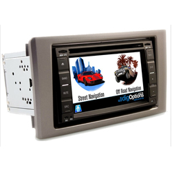 Android For Isuzu D-MAX 08-12 LS GPS Bluetooth Car Player Navigation Radio Stereo DVD Inc CAM & FAS