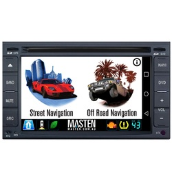 Android For Toyota General (pre 2002 Large) GPS Bluetooth Car Player Navigation Radio Stereo DVD