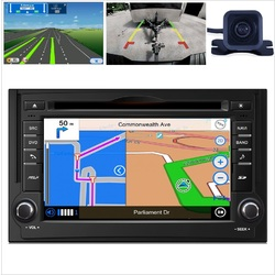 Platinum For Hyundai iLoad iMax TQ 08-14 GPS Bluetooth Car Player Navigation Radio Stereo DVD Inc CAM