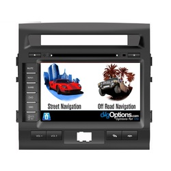 Toyota Landcruiser 200 Series VX 07-15 GPS Bluetooth Car Player Navigation Radio Stereo DVD