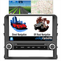 Platinum 9 For Toyota Landcruiser 202 GPS Bluetooth Car Player Navigation System DVD