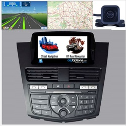 For Mazda BT-50 2012+ GPS Bluetooth Car Player Navigation Radio Stereo DVD + Camera