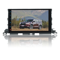 "For Toyota Kluger 10.1"" 14-16 Android GPS Bluetooth Car Player Navigation Radio Stereo"