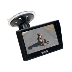 5 inch Digital TFT-LCD Car Monitor Backup Camera 2 Inputs HD Full Colour