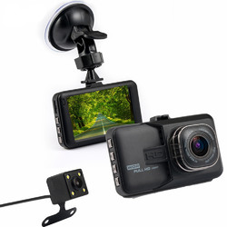 Premium Car Camera DVR Recorder Full HD 1080P Mini Crash Dash  Black Box