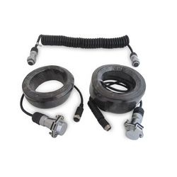 1Camera Woza Suzi Coil Spiral Hitch Cable with Extensions 7.5m & 15m Industrial Aviation
