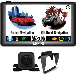 "7"" H7 GPS 4x4 Car Android Portable Navigation Bluetooth Navigator Off Road     Navi Sat  H7 CAM"