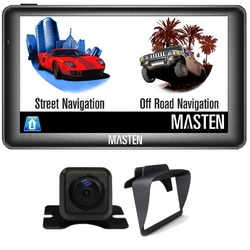 "7"" HD 4x4 GPS OziExplorer 4WD Topographic Car Portable Navigation Off Road H7  Navi Toppo Australian Maps"