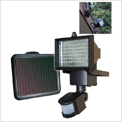 60LED Outdoor Solar Flood Light Ultra Bright Waterproof Garden Spot Lawn Lamp