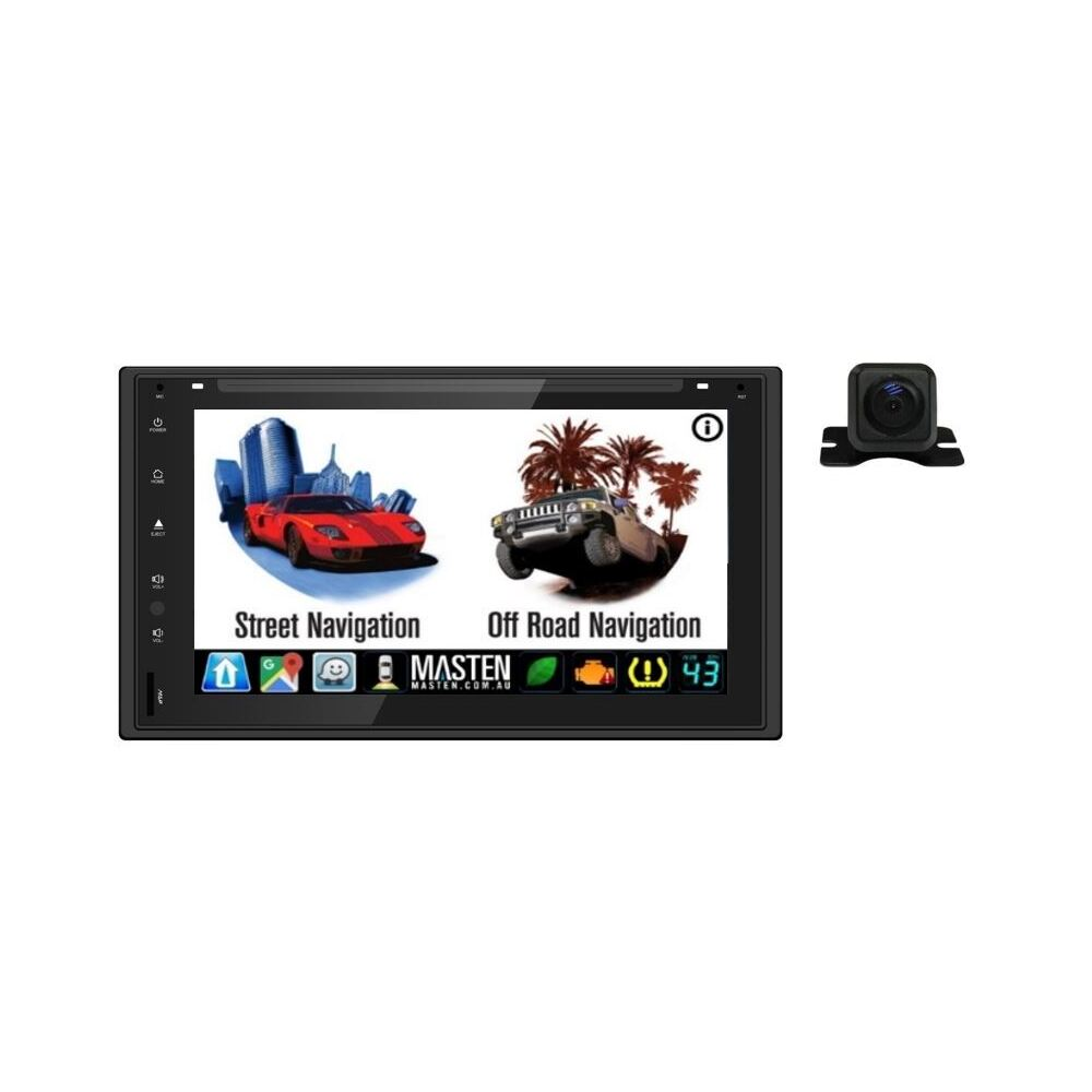 Android Mazda Bt 50 And Ford Ranger 06 11 Gps Bluetooth
