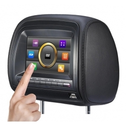 HD In-Car Entertainment Monitors