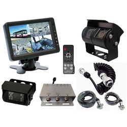 Vehicle Cameras, Monitors & Accessories