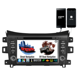 Android For Nissan Navara 2016 onwards GPS Bluetooth Car Player Navigation Radio Stereo DVD