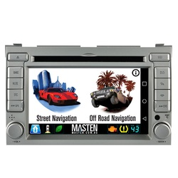Android Hyundai i20 PB 10-14 GPS Bluetooth Car Player Navigation Radio Stereo DVD