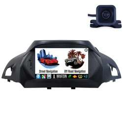 For Ford Kuga Ambiente / Trend GPS Bluetooth Car Player Navigation Stereo DVD Radio AM/FM HD