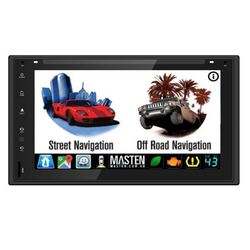 Android For Mazda and Ford Universal GPS Bluetooth Car Player Navigation Radio Stereo DVD