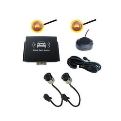 Universal Car Blind Spot Detection Ultrasonic Rear Sensor Safety Monitor BSA System View