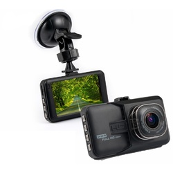 "3.2"" LCD Dash Cam Camera Video Car DVR Recorder 1080P HD Night Vision G-sensor 170° FHD 1296P 30FPS"