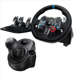 Logitech G29 Driving Force Racing Wheel Pedals Shifter for PlayStation & PC