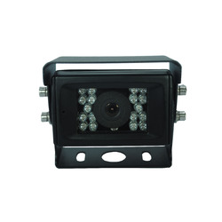 Truck Van Car Reversing  CMOS Camera HD Rear View IR Caravan Black Submersible