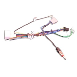 Cable Iso Wiring Harness Loom For Nissan Maxima Murano Navara Pathfinder Xtrail