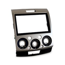 For Mazda BT-50 Ford Ranger Double-din Facia Fascia Stereo Surround Kit Adapt.