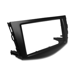 Double-din Radio Fascia Stereo Surround  Adapter Dash Panel for For Toyota Rav4 Rav 4