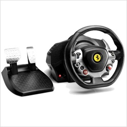 Thrustmaster T300 Ferrari GTE Gaming Racing Compatible Wheel For PC, PS3 & PS4