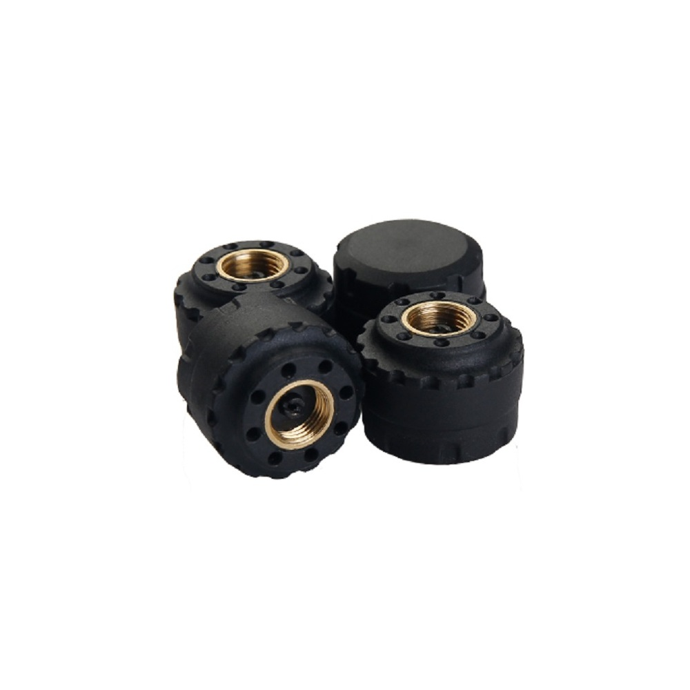Spare Part Kit of 4 Sensors TPMS Sensor for TP-10 & TP-09 Tyre Pressure Monitor Systems PSI Bar