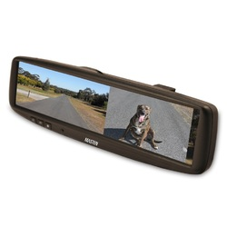 Rear View Mirror with Monitor